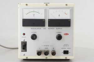 Metronix MSV35A-10 REGULATED DC POWER SUPPLY