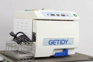GETiDY Classe B SJY-8 Sream Sterilizer