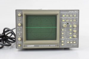 LEADER 5871 VECTOR/WAVEFORM MONITOR