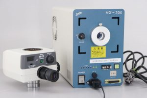 ylt MX-200 UVスポット光源 Nikon H-Ⅲセット
