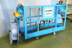 カツヤマキカイ 最大積載荷重 250kg SKYGONDOLA