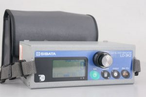 SIBATA ダストメイト LD-3K2 DIGITAL DUST INDICATOR