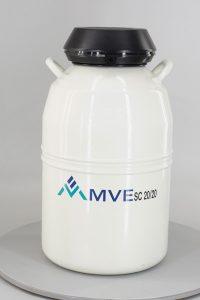 MVE SC20/20 液体窒素保存容器