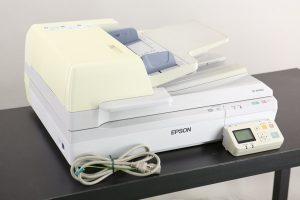 総スキャン数 38770回 EPSON DS-60000 A3 EU-228 Network Interface Panel付
