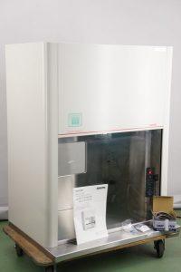 SANYO MCV-710ATS CLEAN BENCH FOOT SWICTH 取扱説明書付 卓上クリーンベンチ