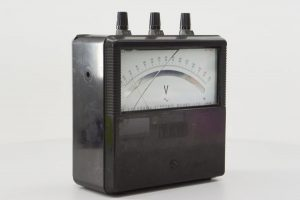 YOKOGAWA 2013①(150/300V) ACVメーター交流電圧計