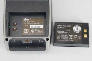ster SM-S210i バッテリーパック付 モバイルサーマルプリンター