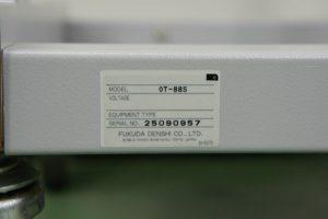 FUKUDA DENSHI OT-88S 医療機器カート