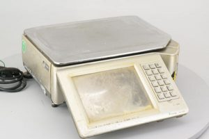 TERAOKA SM-4600 デジタルはかり 最小測定量20g 最大風袋量 -2999g 使用温度範囲0℃~35℃