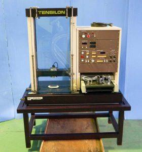 ORIENTEC TENSILON RTM-50 UNIVERSAL TESTING INSTRUMENT 1990-9 AR-6000 U-510 U-520 U-501