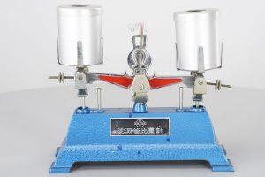 2点セット 村上衡器制作所 HS-200 高感度上皿天秤 沈殿管比重計