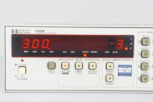 hp 5334B Universal Counter ユニバーサルカウンター